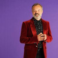 Graham Norton 'never been more excited' to return to studio