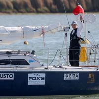 Boy, 15, becomes youngest ever to sail solo around Britain