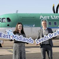 Two new flights take off as City Airport backfills old Flybe route network