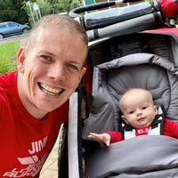 Baby born on original London Marathon date will complete 26.2 miles with father
