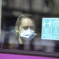 Use of public transport in Northern Ireland fell by 90 per cent at the height of the Covid-19 pandemic