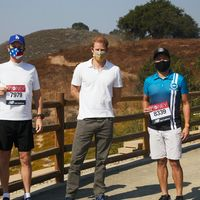 'It will feel every bit as real' – virtual marathon runners meet Harry
