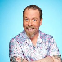 Comedian Rufus Hound completes Dancing On Ice line-up