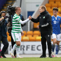 Leigh Griffiths rescues Celtic from 'all fur coat and no underwear' performance