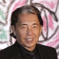 Fashion designer Kenzo Takada dies