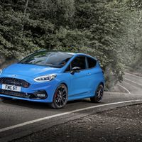 Trick suspension for Ford's hot hatch Fiesta ST