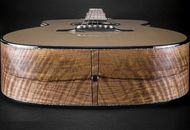 Guitar maker raffles custom acoustic worth £6000 to raise money for struggling musicians