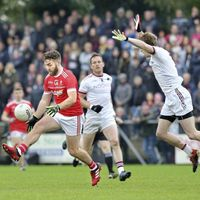 Crowds of up to 2,000 at some matches contribute to GAA's suspension of club games