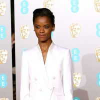 Letitia Wright: People are not going out to protest because they want to