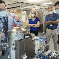 In Video: State-of-the-art toilet will bring relief to space station astronauts