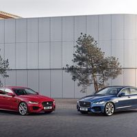 Mild-hybrid updates for Jaguar XE and XF - but no plug-in or electric version