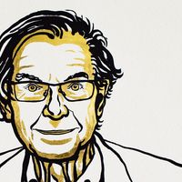 Briton Sir Roger Penrose shares Nobel Prize in physics for black hole discovery