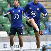 Niall McGinn ready to go for Northern Ireland in Bosnia