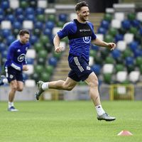Conor Washington home at last - but hoping for more Euro travel