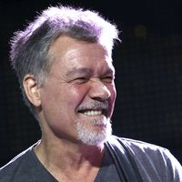 World of rock and roll pays tribute to Eddie Van Halen following his death at 65