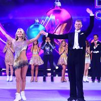 Hamish Gaman to return to Dancing On Ice after Caprice Bourret split