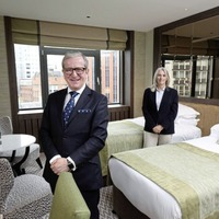 Europa Hotel completes first phase of renovation programme