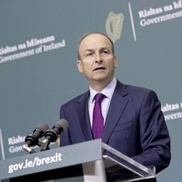 Micheál Martin urges London to provide greater support to north if Covid restrictions tighten