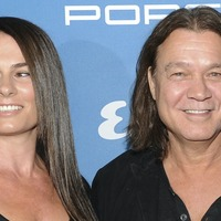Eddie Van Halen's widow says her 'heart and soul have been shattered'