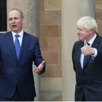 Taoiseach tells Boris Johnson to consider financial support for north's 'very, very worrying' Covid situation