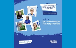 Star-studded Game Changers virtual event for NI women in sport