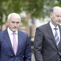 Boxing manager Barry McGuigan denies stealing from boxer Carl Frampton branding suggestions as 'ludicrous'