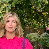 Kate Garraway: How gardening is helping us through my husband's illness