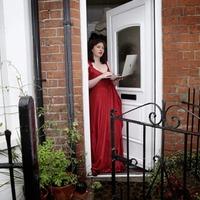 Derry actress Nicky Harley wears her Shakespeare hath in online Belfast festival