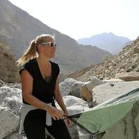 UAE sheikhdom hopes Bear Grylls camp draws tourists escaping pandemic