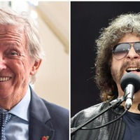 Tommy Steele and ELO's Jeff Lynne top music honours list