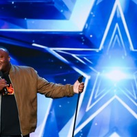 Comedian tackles Britain's Got Talent complaints during fiery routine