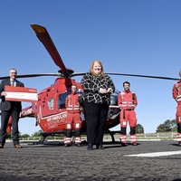 Maghaberry prisoners raise Covid funds for Air Ambulance 'neighbours'