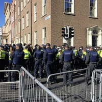 Gardaí 'will enforce the law' over Covid-19 violence