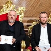 Alex Horne praises TV channel Dave for 'taking a risk' on Taskmaster