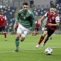 Conor McLaughlin understands squad role for Northern Ireland