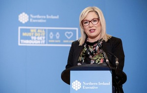 Further restrictions 'remain on table' - Michelle O'Neill