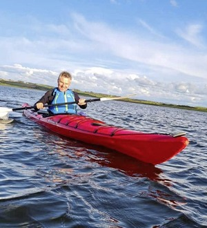 Staycation: Kayaking and walking offer a fresh perspective on the Causeway Coast