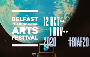 Belfast International Arts Festival returns with an out of this world programme of inspirational events