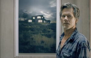 Kevin Bacon on filming in Wales and his eerie moment of life imitating art