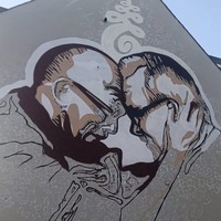 New mural created in honour of Derry man Richard Moore