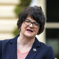 Arlene Foster says she 'doesn't do Twitter'