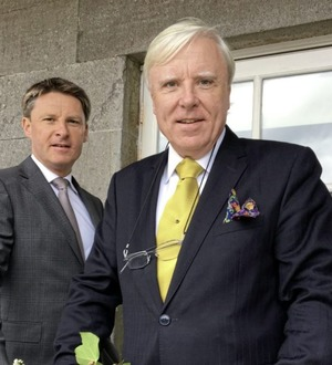 Weekend Q&A: Hotelier and RTÉ presenter Francis Brennan
