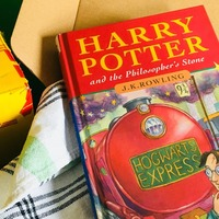 Rare Harry Potter first edition sells for £75,000