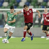 Rangers' Jordan Jones hoping to face Celtic after Norway match