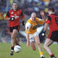 My first game was the last at Casement Park but I'll be back says Paddy McBride