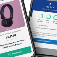 PayPal launches interest-free instalment payments system to boost retail sales