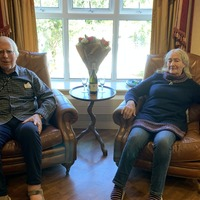 Anniversary couple enjoy virtual return to Benidorm, 48 years after honeymoon