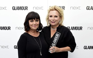 French on Saunders: It's not a friendship you have to feed