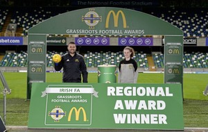 Regional winners named in IFA McDonald's grassroots awards