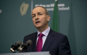 Micheál Martin: EU 'very much up for Brexit deal' with the UK